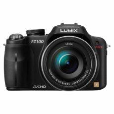Lumix FZ100 Infrared Converted Camera 4