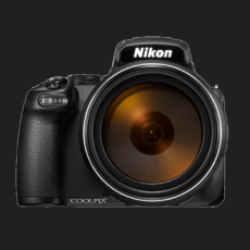 Nikon P1000 Full Spectrum Converted Camera