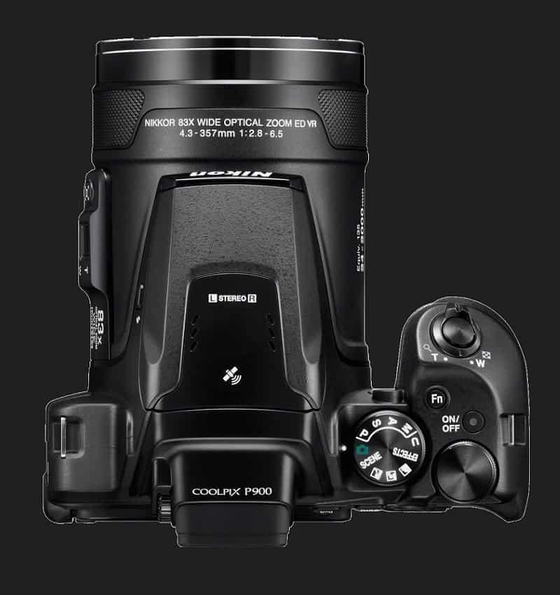 Nikon P900 Full Spectrum Camera
