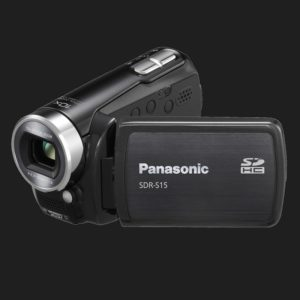 Panasonic S15 Ghost Hunting Cam