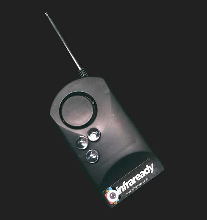 REMPOD Ghost Detector Static