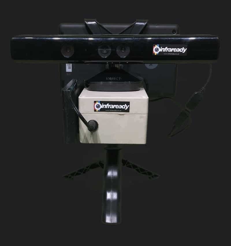 V1 Kinect SLS Camera