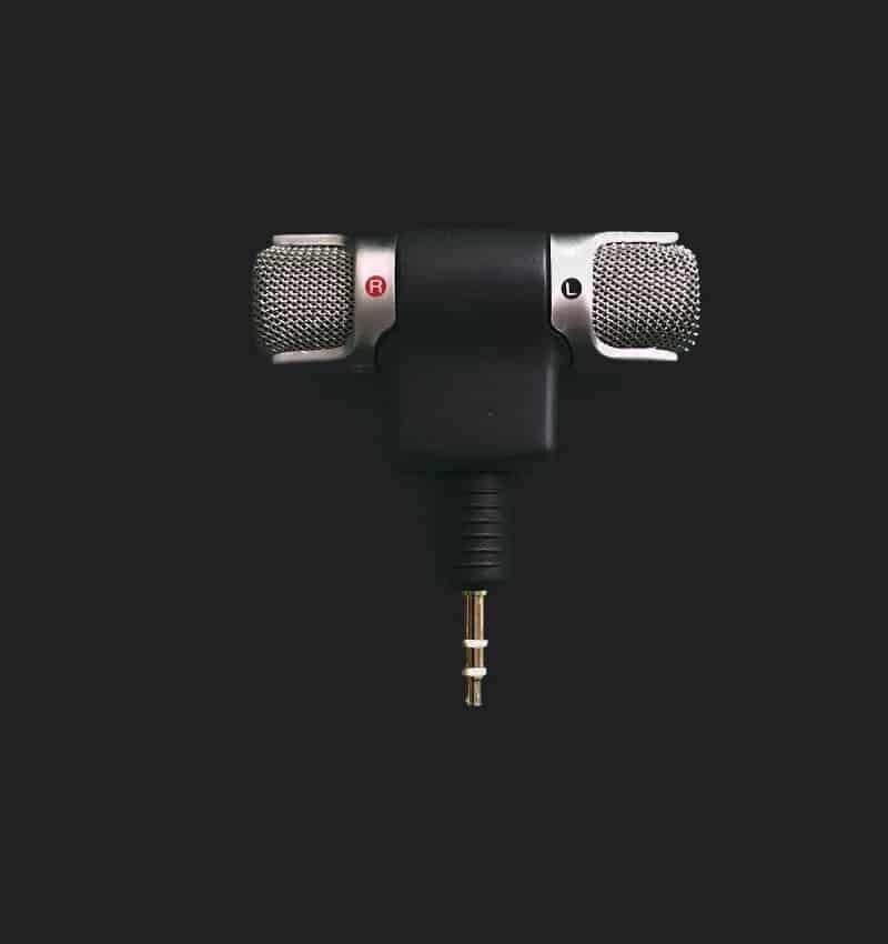 evp microphone stereo 2