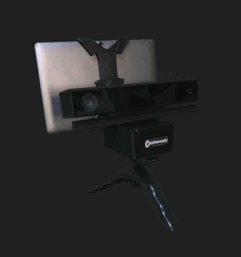 V2 Kinect SLS Portable Camera  Latest Hi-Res Version for Ghost Hunting