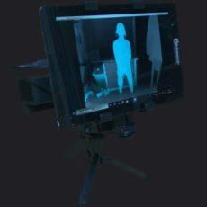 sls camera kinect v2