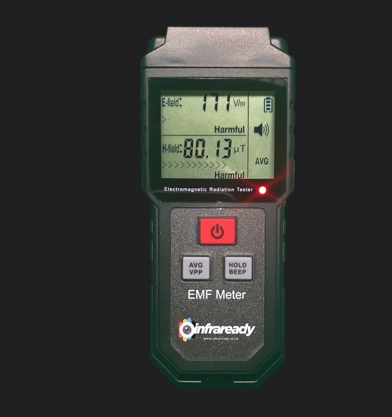 Dual Field EMF Detector