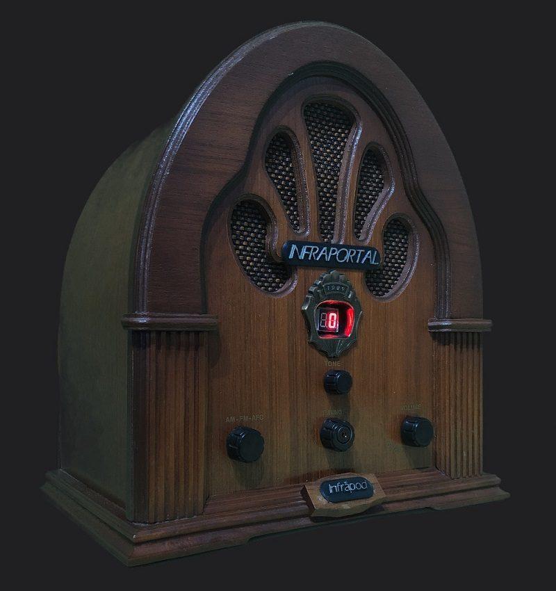 EVP Chamber Ghost Box