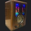 Spirit Box with Reverb and LED Matrix Speaker