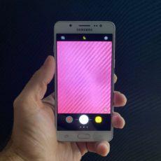 night vision mobile phone cam