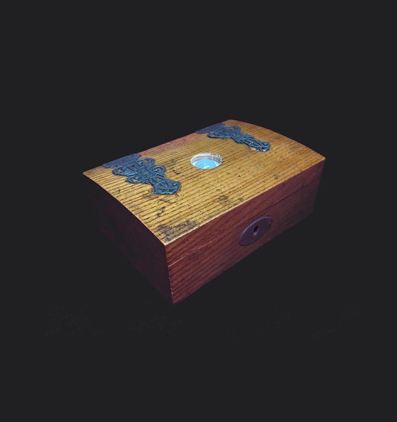 movement trigger musical box