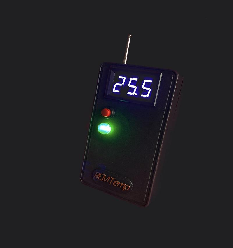 REM-POD Temperature