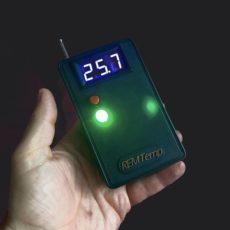 REM Pod Ghost Hunting Detector