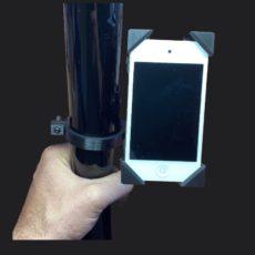 camera pole 10m phone holder