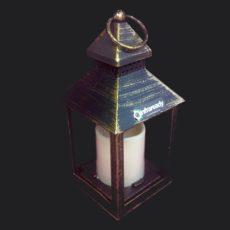 spirit candle ghost lantern