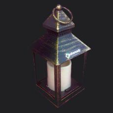 spirit lantern ghost candle