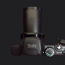 sx170 infrared monochrome