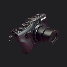 nikon converted infrared camera uk