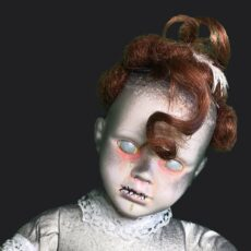 haunted doll ghost hunting uk