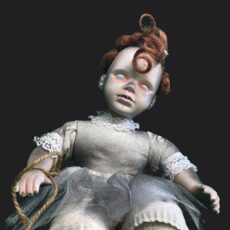 haunted trigger doll infraready