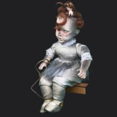 haunted trigger doll uk