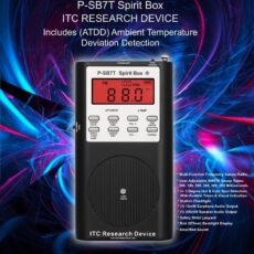 P-SB7T REV5 Spirit Box