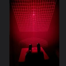 square laser grid paranormal