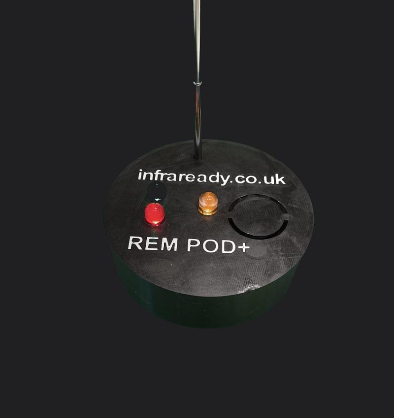 REM POD + STATIC GHOST