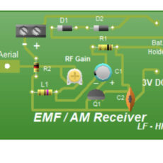 EMF AM RADIO GHOST BOX ITC